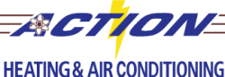 Action Heating & Air Logo